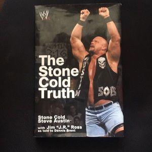 Stone Cold Steve Austin Autographed